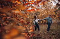 Engagement Shoot - Anglesey Abbey, Cambridge
